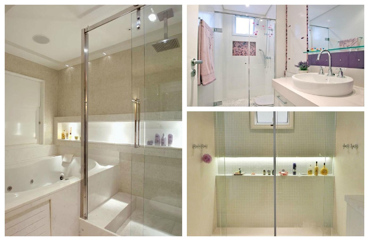 10 de dezembro de 2012 at 1564 × 1024 in Nichos no Box do Banheiro #766649 1564x1024 Banheiro Container Luxo
