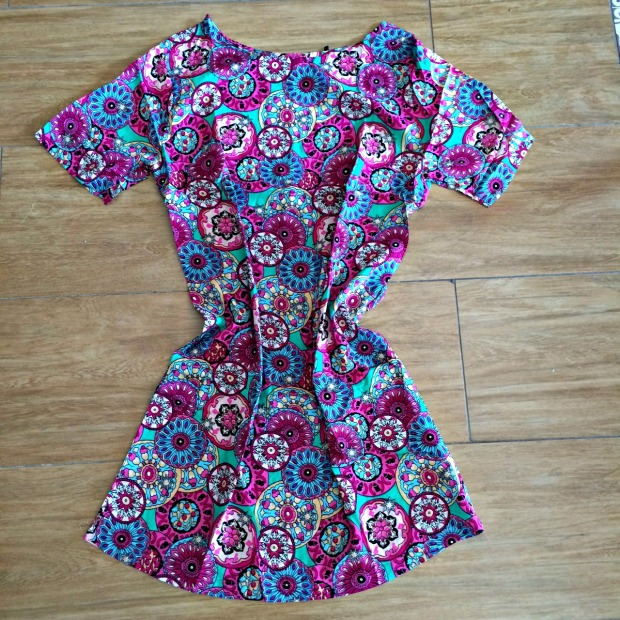 Vestido Tamanho G - R$69,00