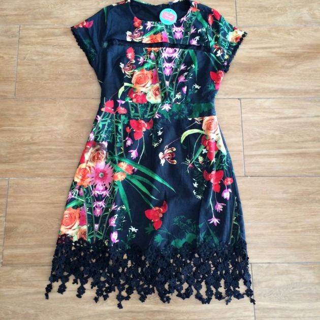 Vestido Tamanho 40 - R$179,00